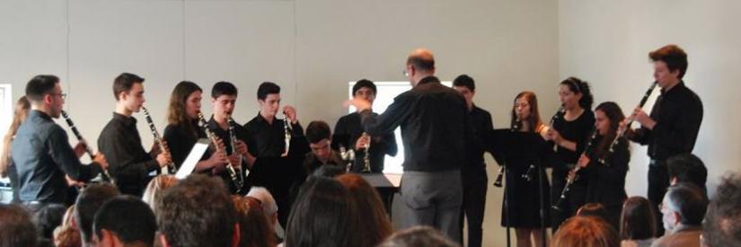Ensemble de Clarinetes da Academia de Música de Castelo de Paiva