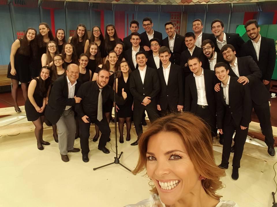 Coro de Câmara da AMCP na RTP1