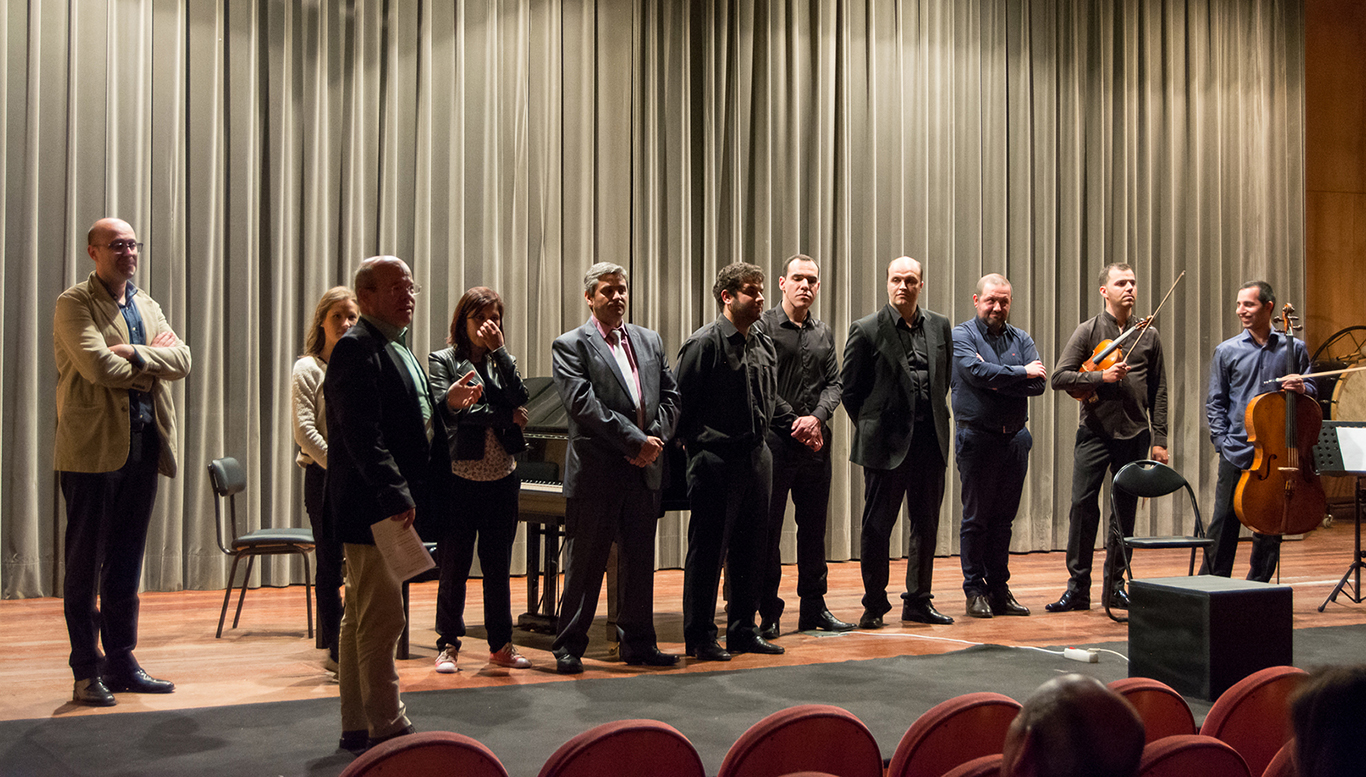 Professores da AMCP em Recital