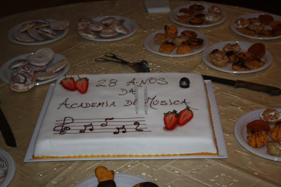 Concerto 28º aniversário da AMCP